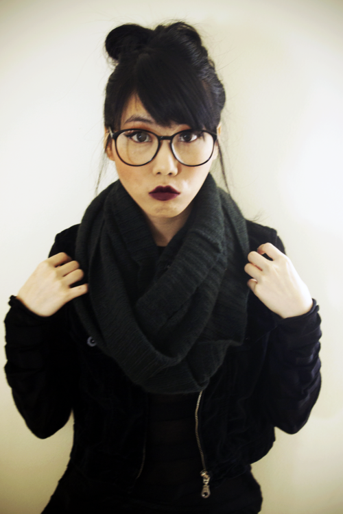 01fcdefd257a This is cute. Whenever I look for fashion inspiration I always look for  Asian models because I think that a style is more attainable for me if an  Asian ...
