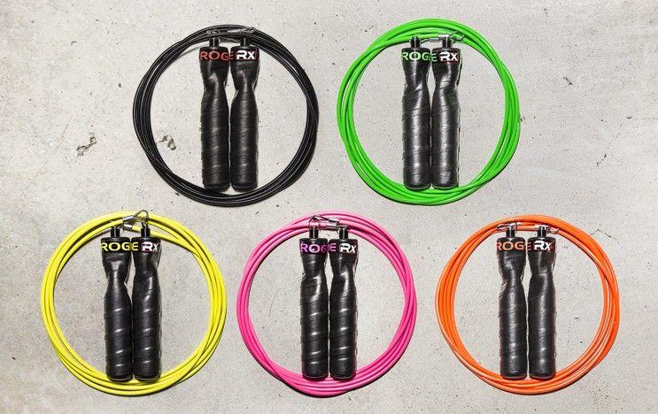 Rx Custom Jump Ropes Jump rope, Static rope, Dynamic rope