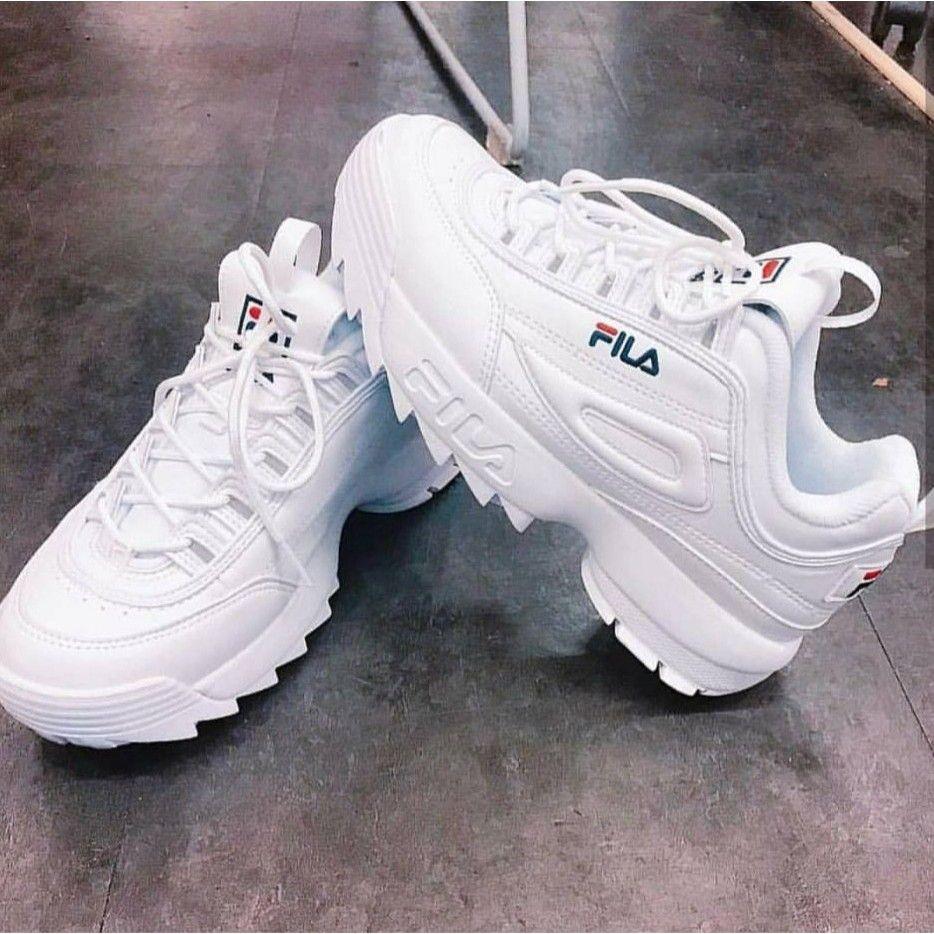 Sepatu Fila Sneakers Terbaru Women Termurah Sepatu Casual Sepatu