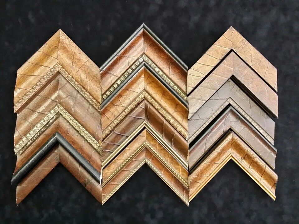 Tobacco leaf picture frame Mouldings exclusively from international ...