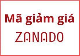 Mã giảm giá khi mua hàng thời trang tại zanado