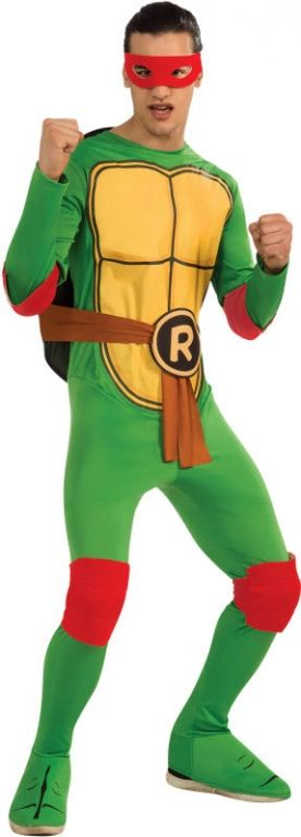 Rubieu0027s Costume Teenage Mutant Ninja Turtles Adult Raphael and Accessories  sc 1 st  Pinterest & TMNT Raphael Costume - Mens Costumes | Teenage Mutant Ninja Turtles ...