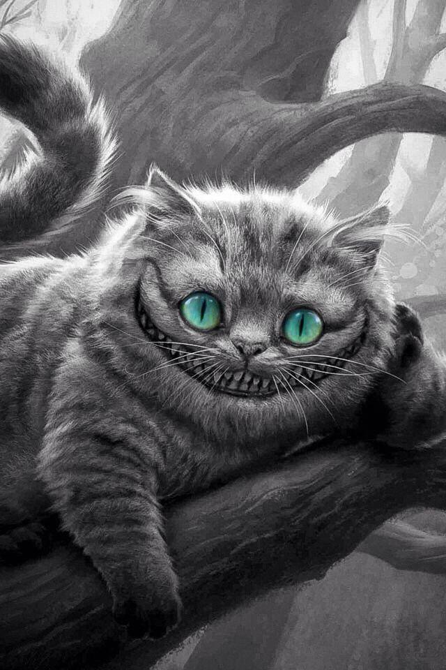 гаража навесом чеширский кот картинка вертикальная сторонники ярких