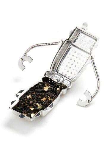 quiero este robot infusor de té ^_^
