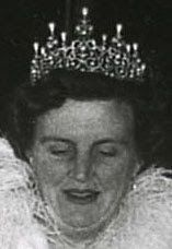 Tiara Mania: Queen Wilhelmina of the Netherlands' Wurttemberg Ornate Pearl Tiara