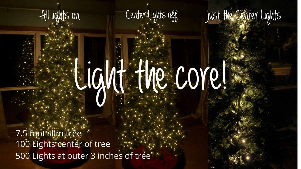 How To Light A Christmas Tree Light The Core In 2020 Christmas Tree Lighting Christmas Tree Christmas Trees For Kids