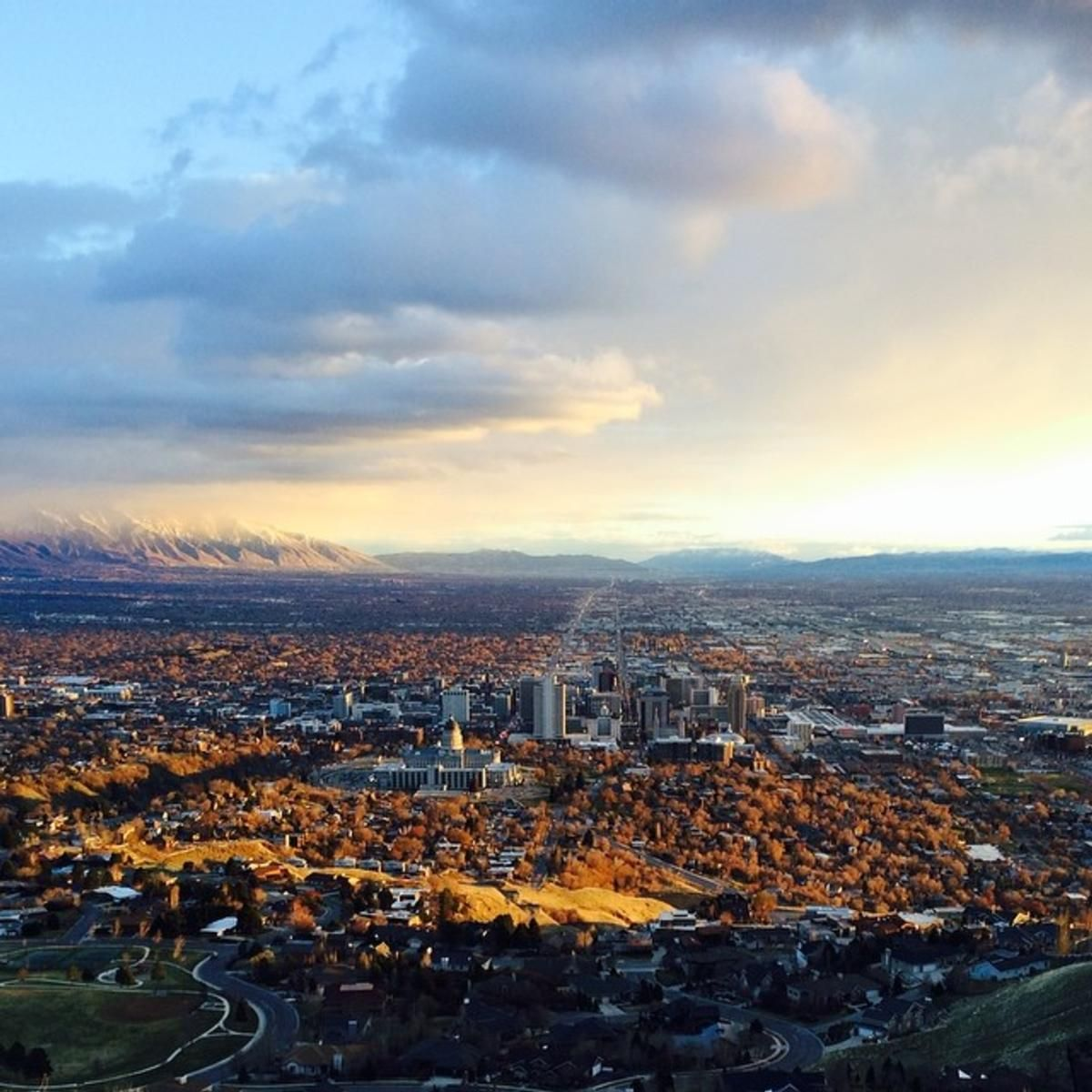 Salt Lake City Spring: A Warm Spring Weekend In Salt Lake City. #VisitSaltLake