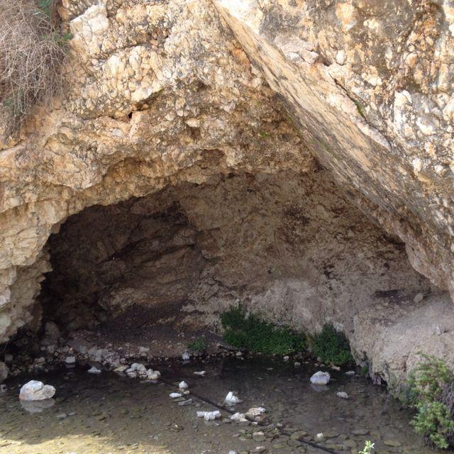 Gideon's Cave #Bible