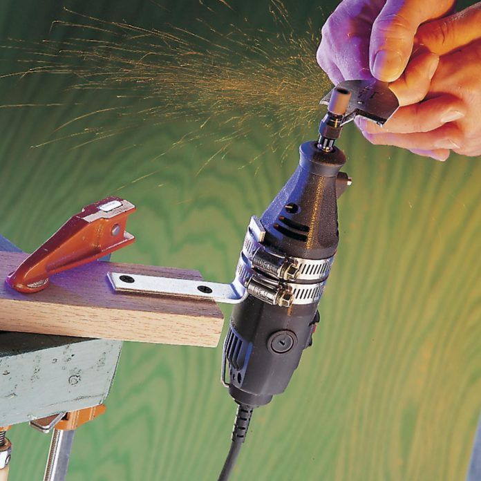 14 Ways to Use a Rotary Tool That Will Have People Buzzing #homemadetools