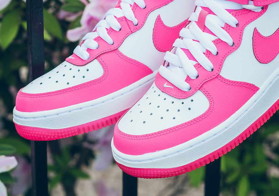 Nike Air Force 1 Mid GS \