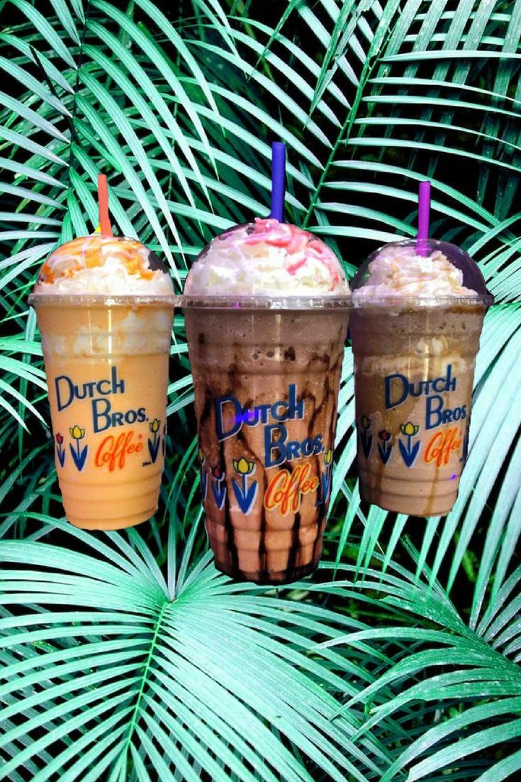 The Secret Code Behind Your Dutch Bros Coffee Straw Dutch Bros Drinks Dutch Bros Dutch Bros Secret Menu