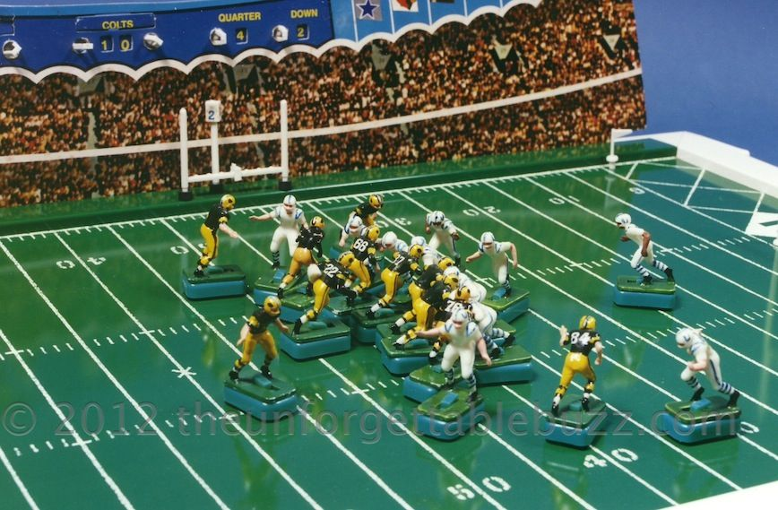 Electric Football If You Had One Of These Were The Man Way