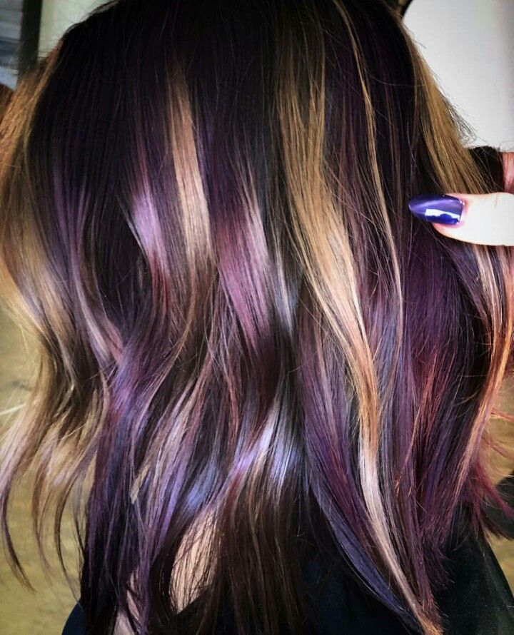 Peanut Butter And Jelly Hair Color Hair Color 2018 Hair Inspiration Color Hair Styles