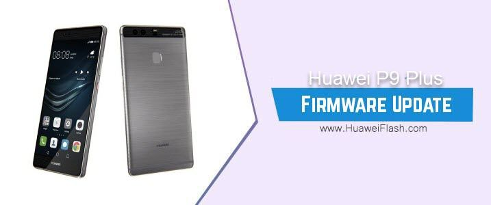 how to flash evr firmware huawei p9