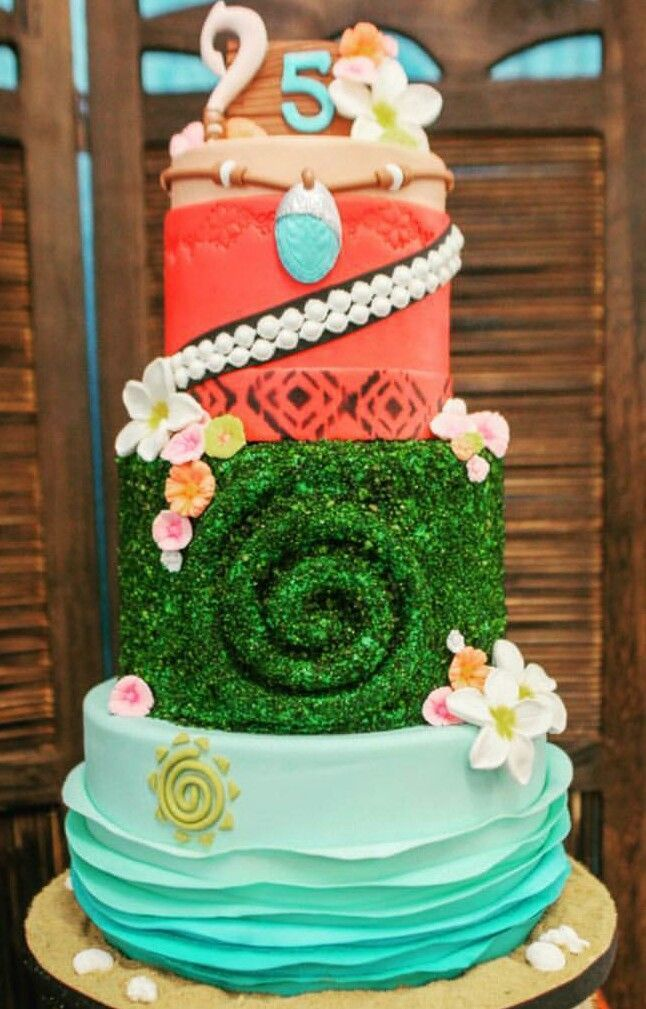 77 Moana Birthday Party Decorations Ideas