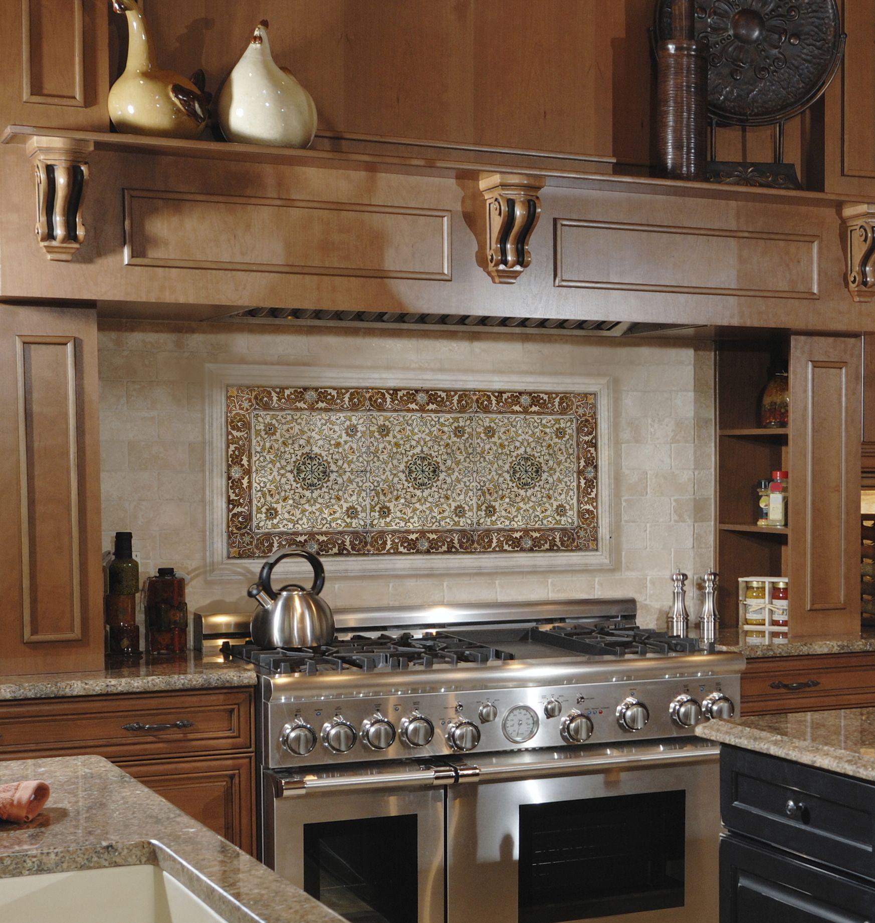 Kitchen : Traditional Kitchen Backsplash Design Ideas ...