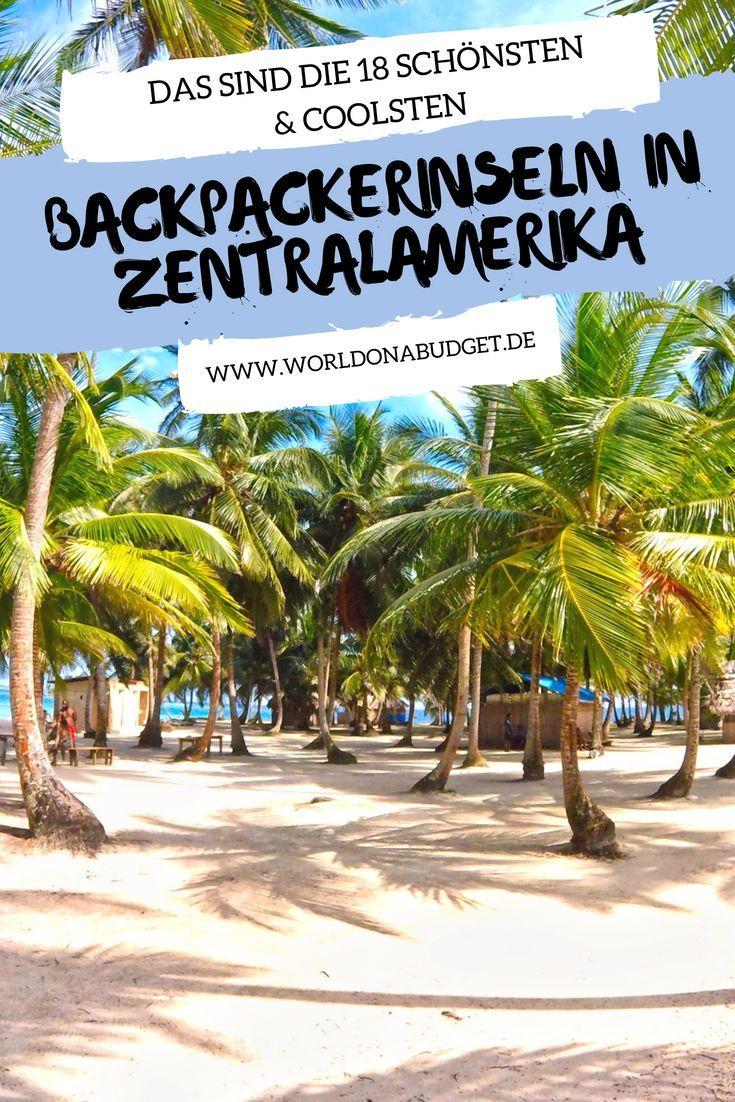 Inseln in Mittelamerika - der umfangreiche Travelguide #latinamericatravel