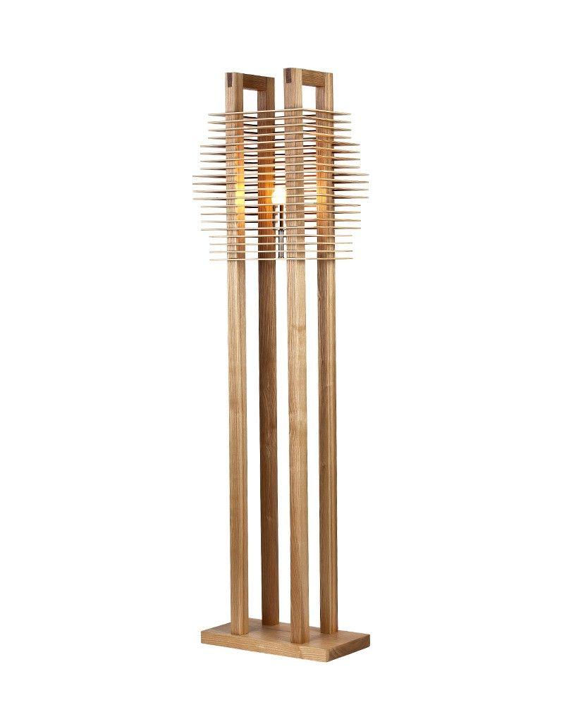 Rustic Wood Floor Lamps Home Lighting Fixtures