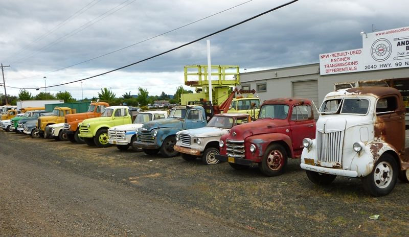 The Official Curbside Classic Truck Sales Lot And 1941