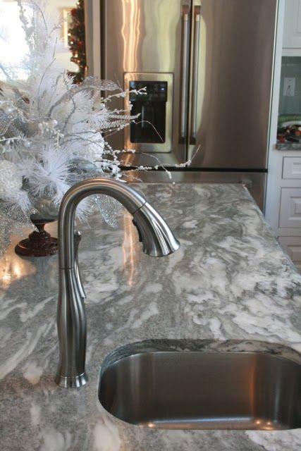 Best Gray Mist Grey Granite Countertops Classy Kitchen 400 x 300