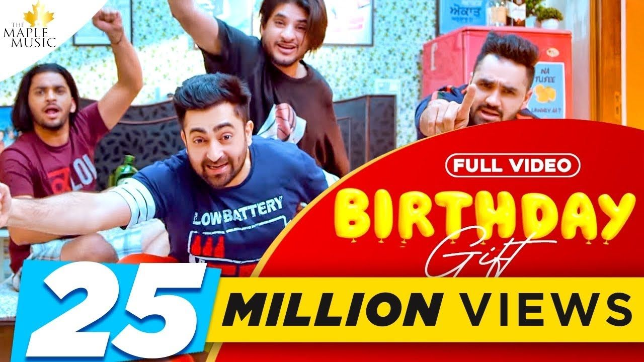 BIRTHDAY GIFT PUNJABI SONG BY SHARRY MANN MISTABAAZ