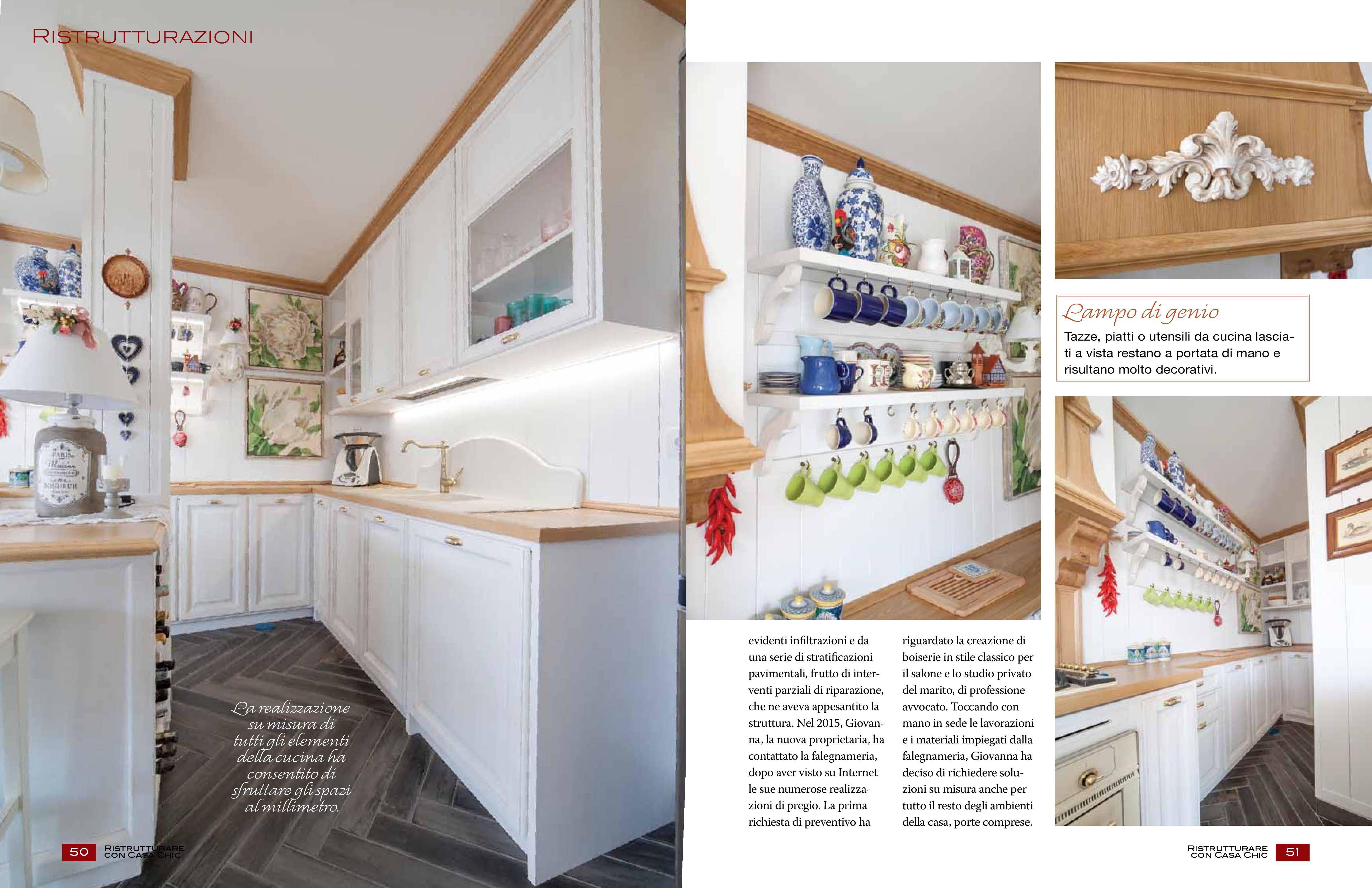 Cucina Su Misura Falegname arredare un attico | arredamento, studio cucina, camera da