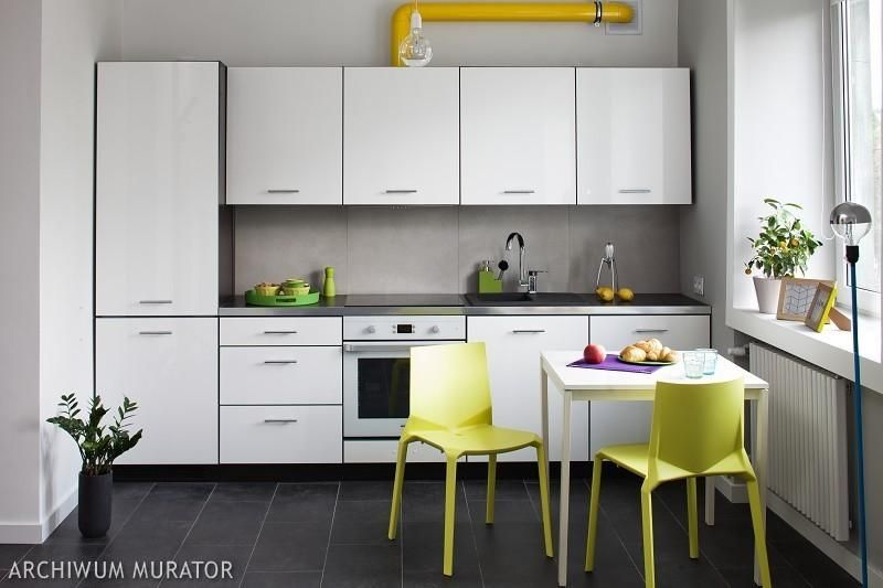 Kuchnia Biala Kuchnia Szara 10 Aranzacji Wnetrz Dla Milosnikow Minimalizmu Kitchen Design White Kitchen Kitchen