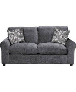 loft charcoal sofa bed paletten kissen tabitha fabric 319 99 h86 x w173 d86cm