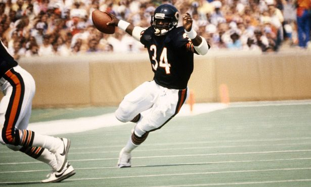 Chicago Bears Top 100: #1 Walter Payton