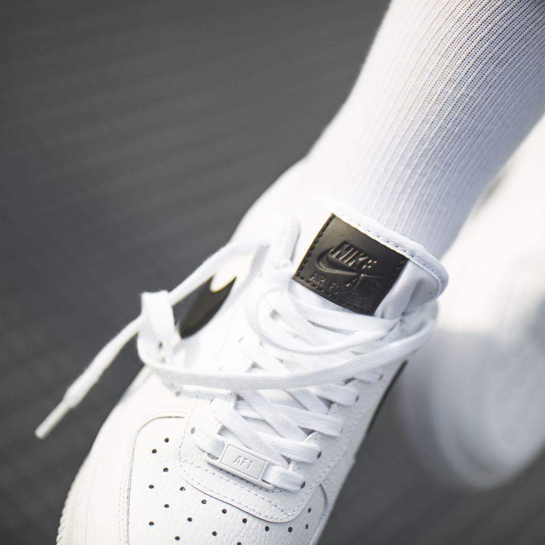 Nike Air Force 1 07 LV8 in weiss CI0060 100 in 2020   Nike