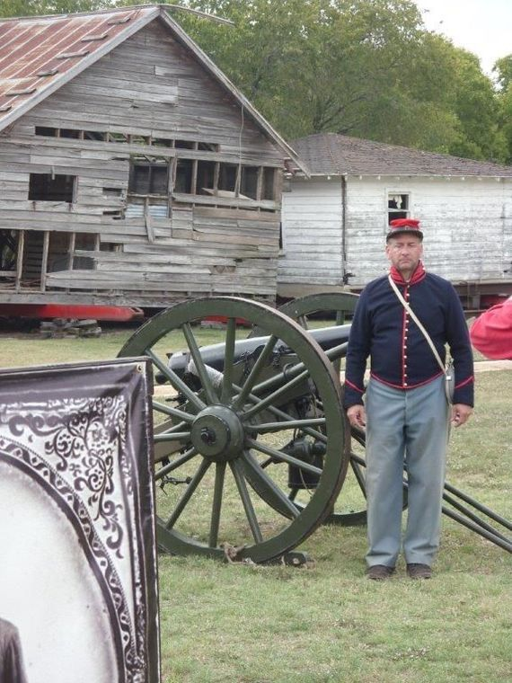 A Civil War Encampment will be held on the north grounds of the Allen Public Library from 10 a.m. to 5 p.m. Saturday, Oct. 31, and from noon to 4 p.m., Sunday, Nov. 1.