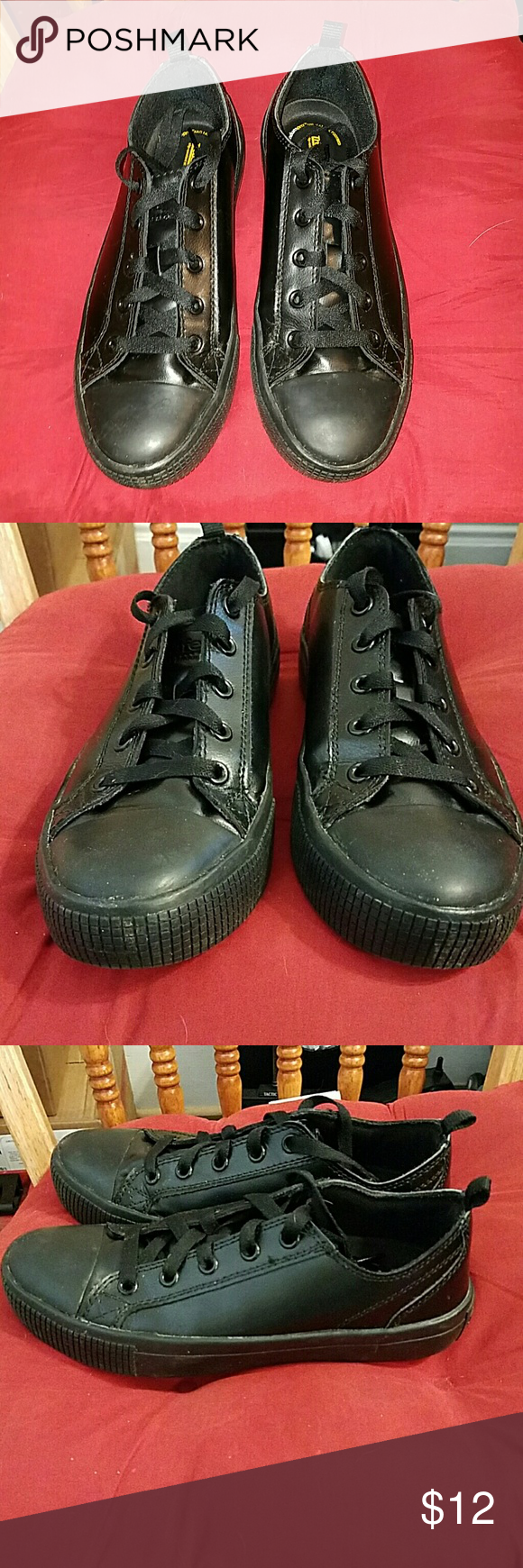 Converse Style Tredsafe Nonslip Shoes