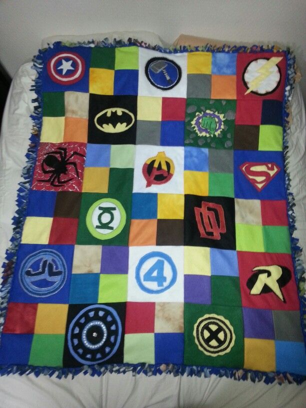 Awesome blanket my Mama made
