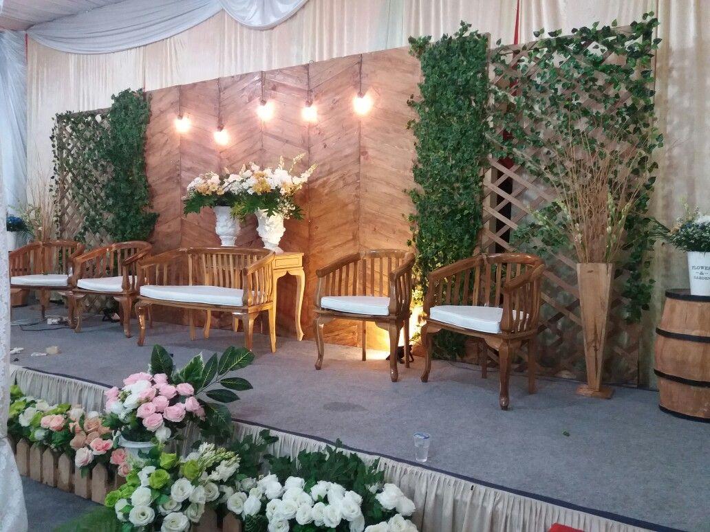 Dekorasi Pelaminan Palet Latar Belakang Pernikahan Tempat Pernikahan Dekorasi Perkawinan