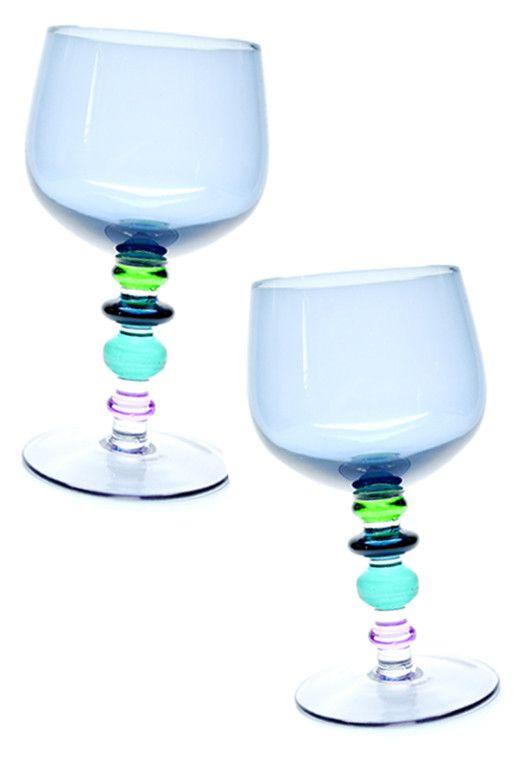 Lovely. Spectra wine glass set. #wine #glass