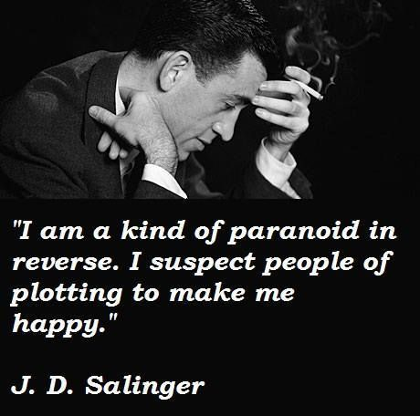 J.D Salinger (With images) Quotes to live by, Quotes, Words