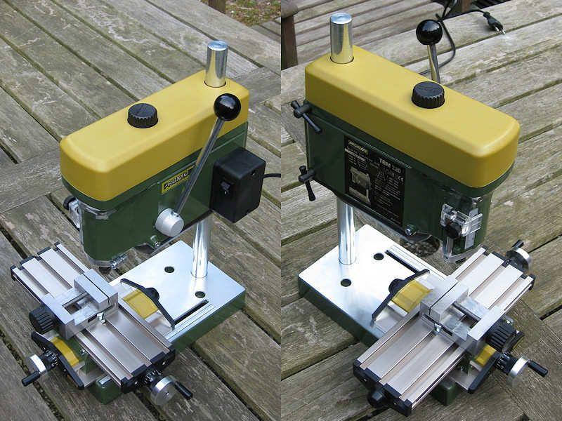 Proxxon Drill Press Tools Of The Mini Trade In 2019