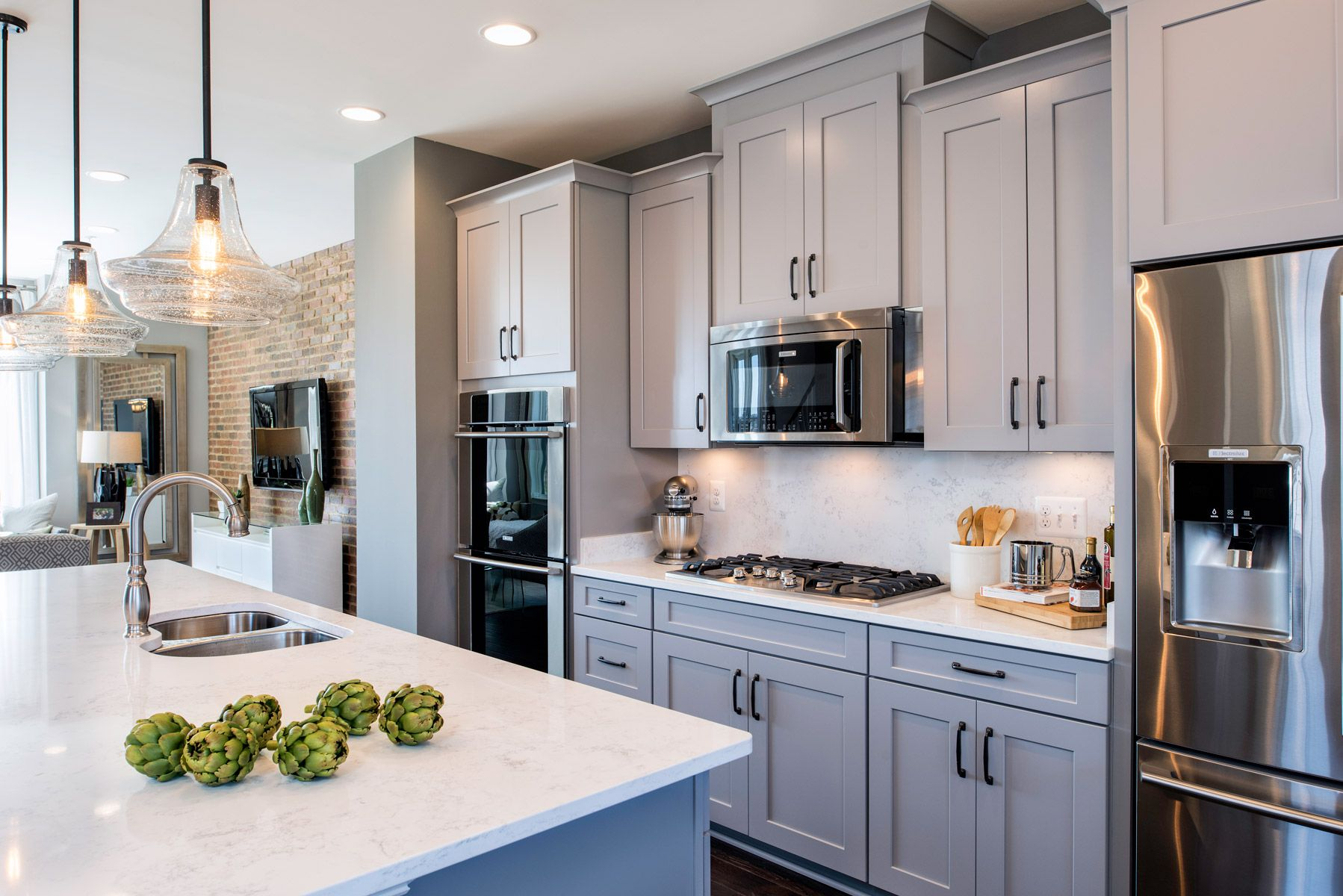 The Cassidy Home Kitchens Kitchen Design Sweet Home