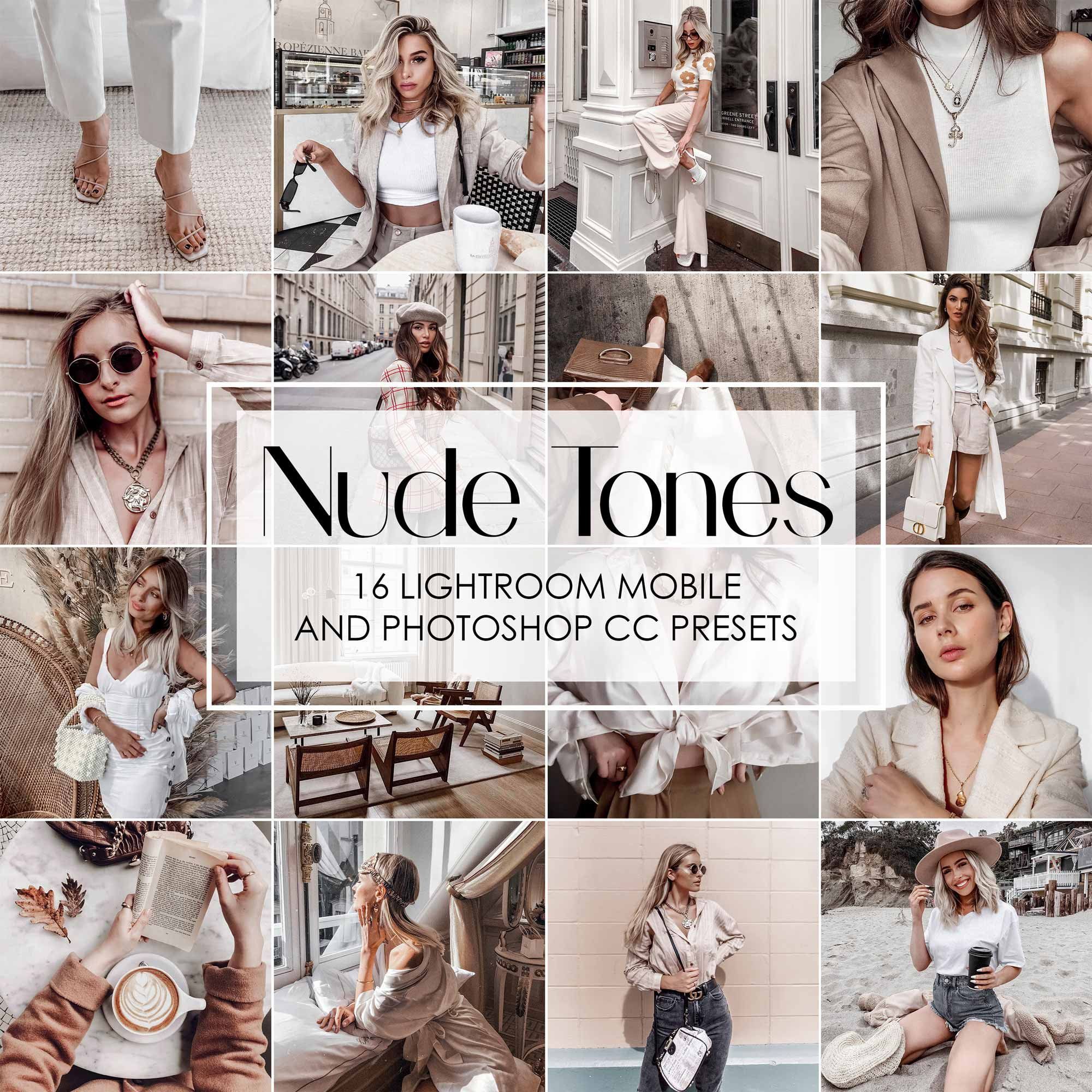 free lightroom presets for fashion bloggers