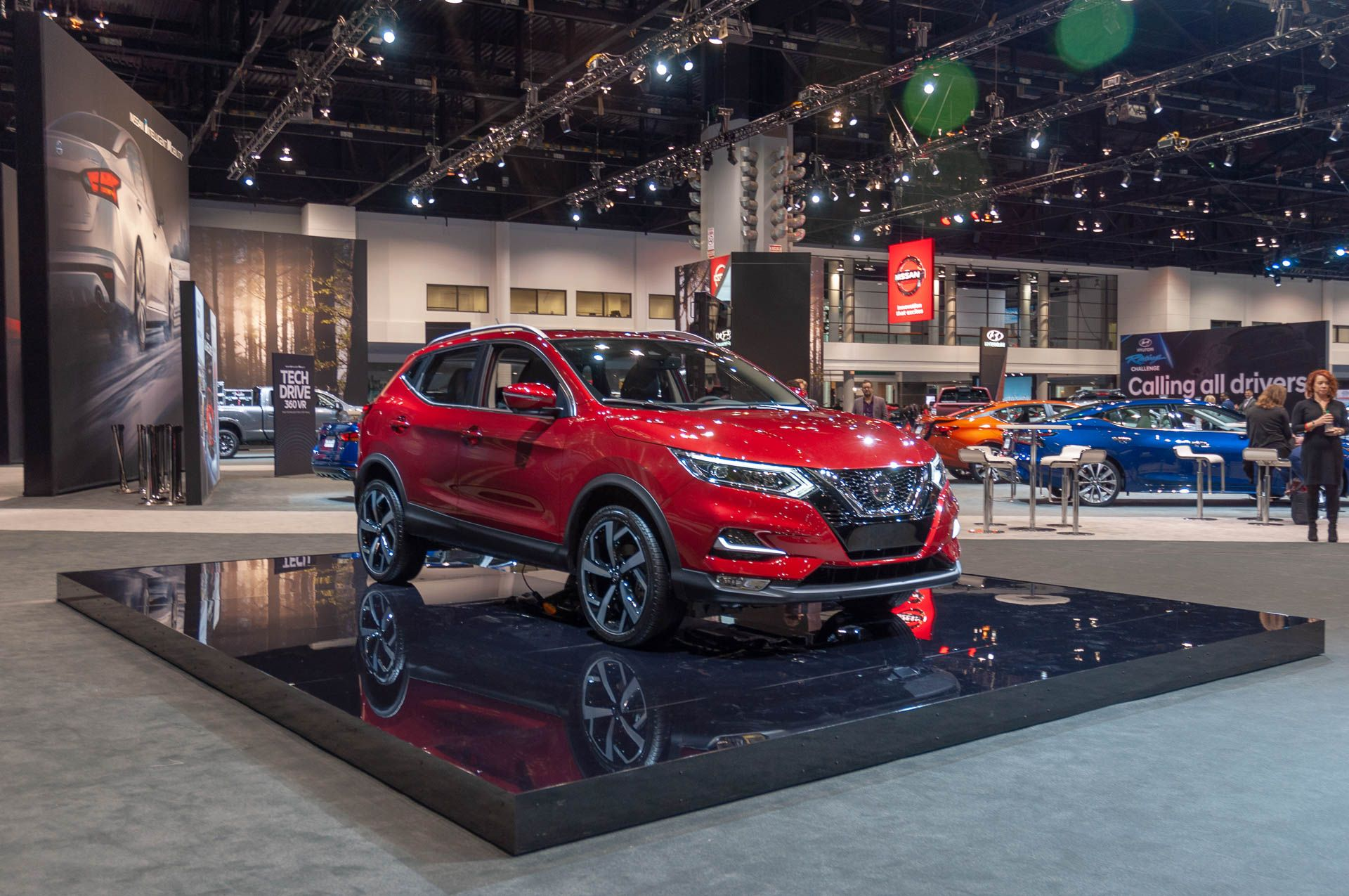 The 2020 Nissan Rogue Sport, Here are The Full