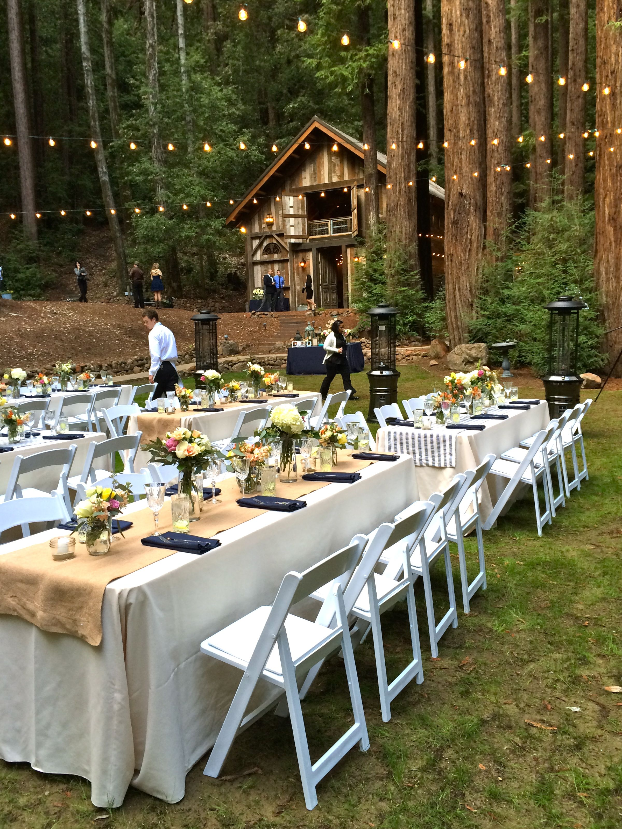 Redwood Forest Wedding California