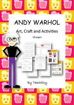 Andy Warhols Silk Screening Process   Hamilton-Selway