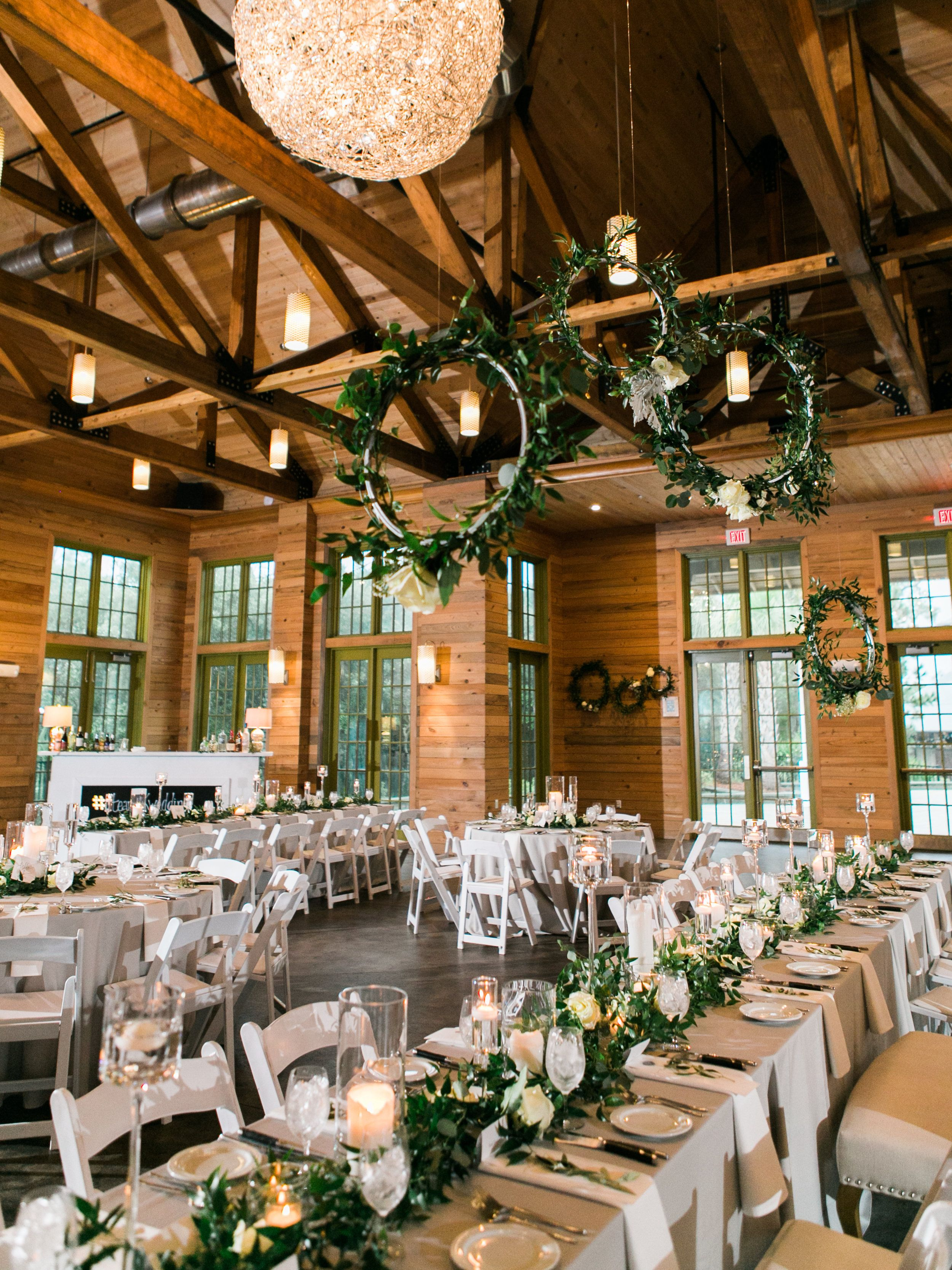 Our Best Day Ever Ethereal Wedding Barn Wedding Decorations