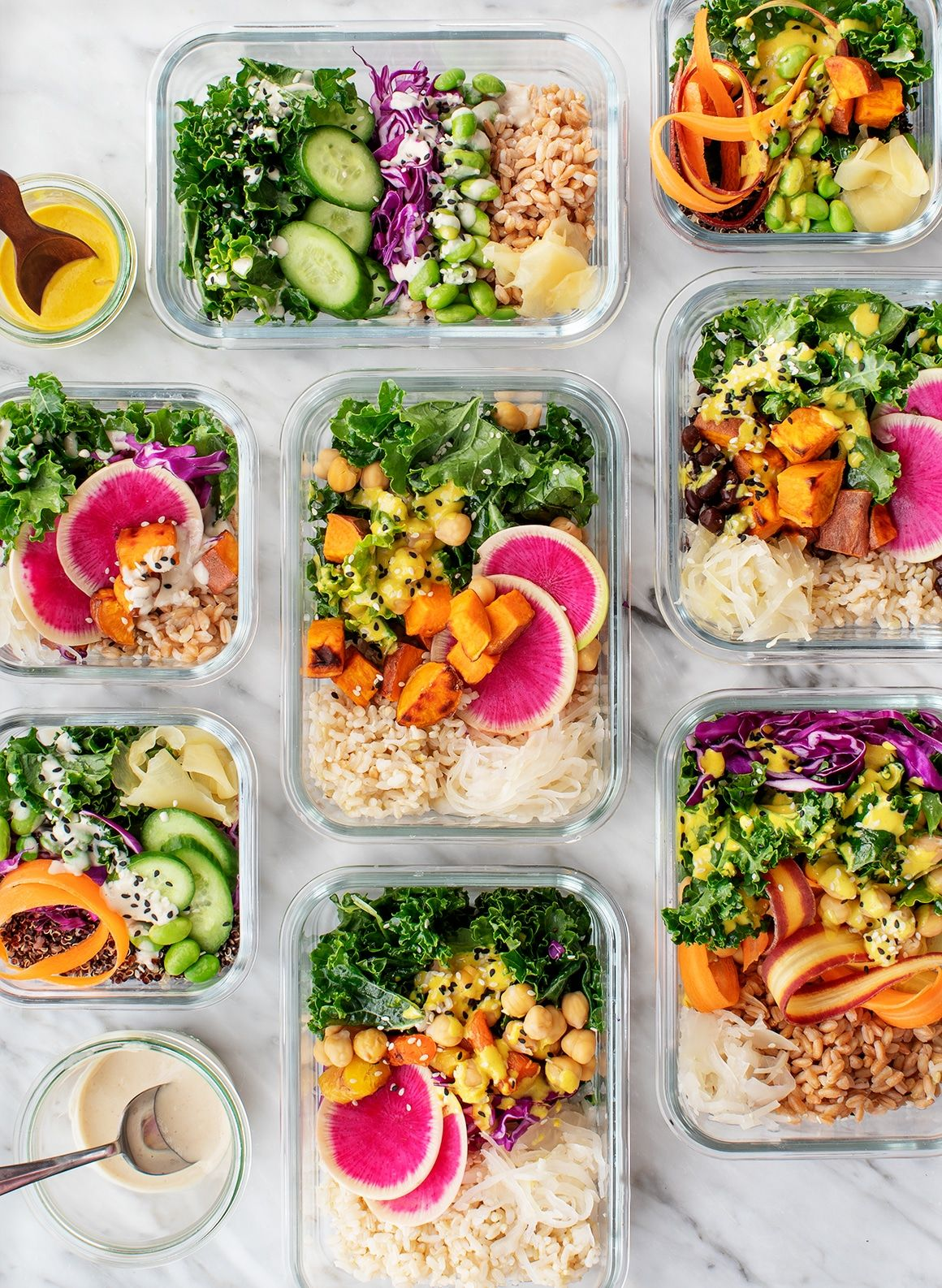 These Healthy Lunch Ideas Are Easy To Take To Work They Re Packable And Taste Great Throughout The Week Lunch Recipes Healthy Healthy Lunch Healthy Meal Prep