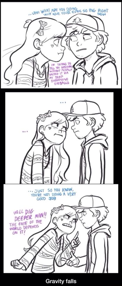 This describes me and my brother to a T. | GF comics ...