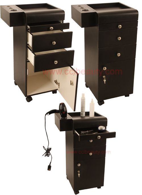 Mobile Storage Cabinet Trolley
