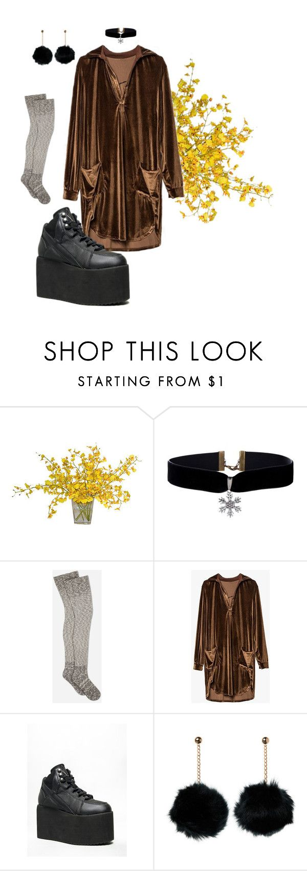 """""""VELVET CRUSH"""" by azurcalypso ❤ liked on Polyvore featuring The French Bee, UGG and Y.R.U."""