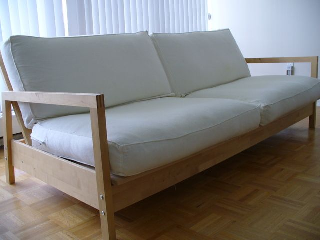 Lillberg Ikea Cerca Con Google Wood Sofa Bed Homes