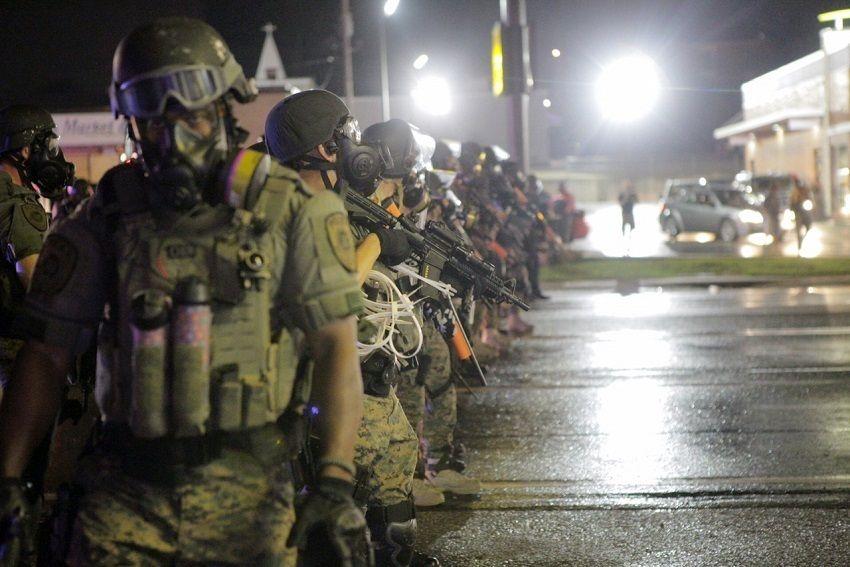 Ferguson Fallout How The Doj Helped Create The Police State