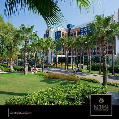Spend an unforgettable vacation full of luxury and comfort in the green nature of Selin hotel.